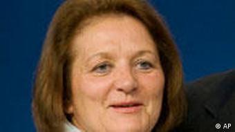 Министр юстиции Сабине Лойтхойссер-Шнарренбергер уже занимала этот пост в девяностые годы