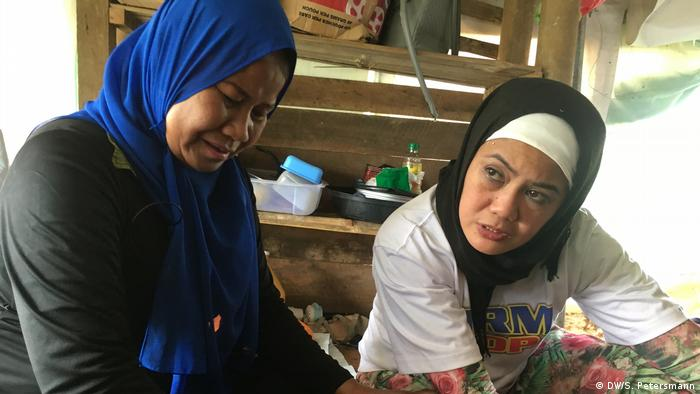 Philippinen - Im Visier des IS, Samira Gutoc (DW/S. Petersmann)