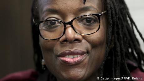Tsitsi Dangarembga - author Simbabwe