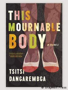 book cover 'This Mournable Body' by Tsitsi Dangarembga