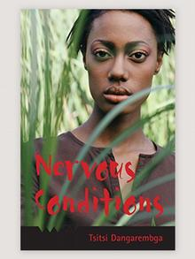 Book cover for Nervous Conditions by Tsitsi Dangarembga