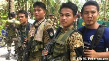 Philippinen Rebellengebiet der Moro Islamic Liberation Front (MILF)