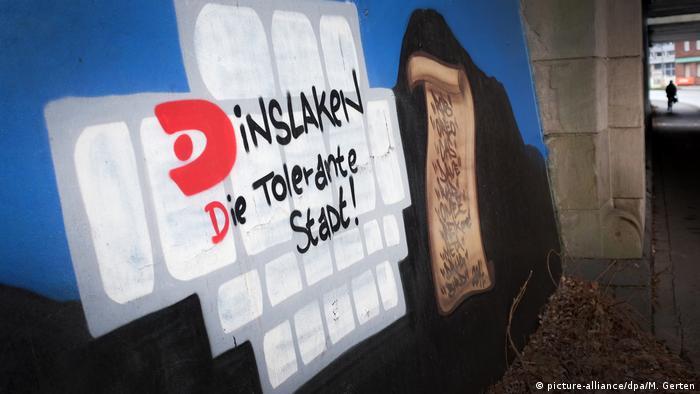 Dinslaken, Prozess Lohberger Brigade, Terrorzelle