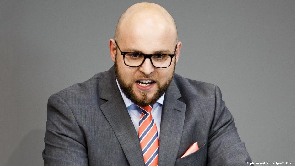 Bundestag Markus Frohnmaier, AfD
