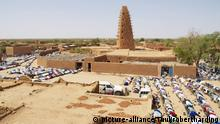 Niger Agadez Innenstadt