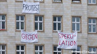 Берлінський уряд ухвалював рішення на тлі протестів проти спекуляції житлом