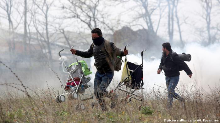 بازداشت ۴۹۶ پناهجوی اکثرا ایرانی در ترکیه