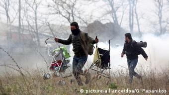 «Η ελπίδα πολλών προσφύγων να φύγουν από την Ελλάδα προς την κεντρική Ευρώπη δεν μειώνεται, αντιθέτως αναπτερώνετα»