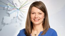 DW Der Tag Moderatorin Elisabeth Jahn (Teaser)