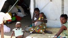 Mosambik Flutopfer in Tete