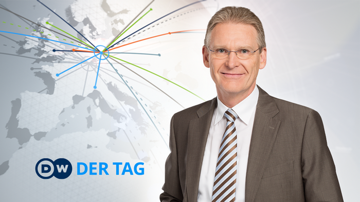 DW Der Tag Moderator Thomas Spahn (Artikelbild)