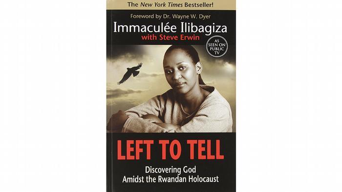 Buchcover Left to Tell: Gott entdecken inmitten des ruandischen Holocaust (Englisch)