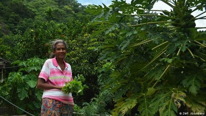 Maritza Quiroz, líder social reclamante de tierras en la Costa Atlántica, asesinada en 2019.