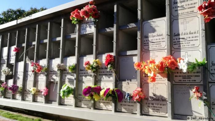 Ya en enero, Maritza Quiroz fue la sexta líder social asesinada en 2019 en Colombia. (DWF. Abondano)