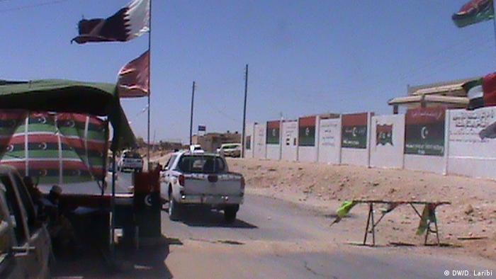 Libyen | Eine Reise nach Zentan (DW/D. Laribi)