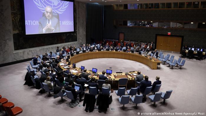 UN-Weltsicherheitsrat tagt zum Libyen-Konflikt