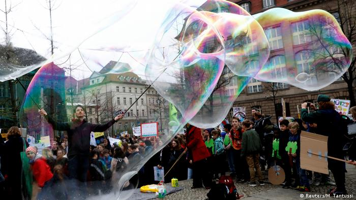 BdT Deutschland Berlin | Fridays for Future - Protest (Reuters/M. Tantussi)
