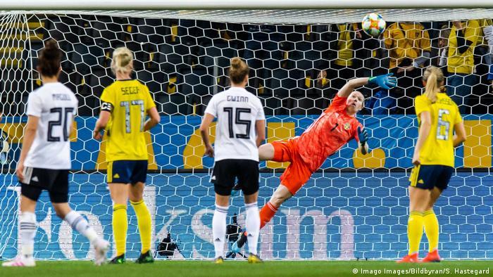 Fußball Frauen Länderspiel Deutschland - Schweden