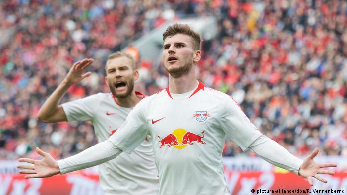 Bundesliga Bayer 04 Leverkusen v RB Leipzig (picture-alliance/dpa/R. Vennenbernd)