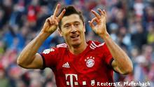 Bundesliga Bayern München gegen Borussia Dortmund