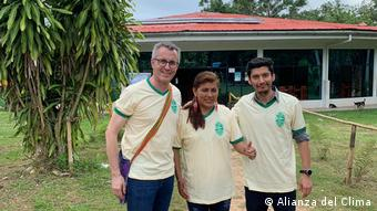 Klimapartnerschaft mit Alianza del Clima