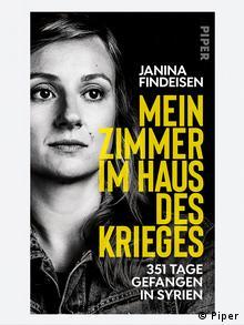 Buchcover Mein Zimmer im Haus des Krieges von Janina Findeisen (Piper)