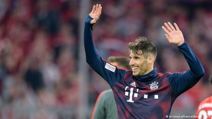 Bayern Múnich / Javi Martínez (España).