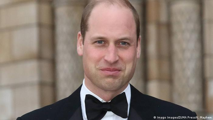 Prince William (Imago Images/ZUMA Press/K. Mayhew)