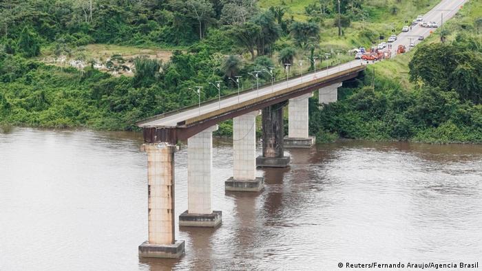 Puente Colapsa En Brasil Número Incierto De Víctimas