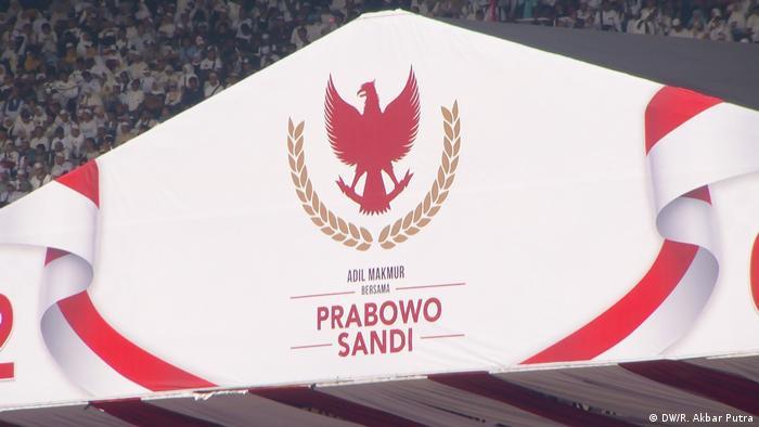 Indonesien Jakarta - Wahlen in Indonesien (DW/R. Akbar Putra)