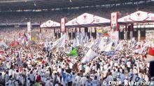 Indonesien Jakarta - Wahlen in Indonesien
