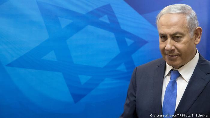 Israel 2018   Benjamin Netanjahu, Ministerpräsident (picture-alliance/AP Photo/S. Scheiner)