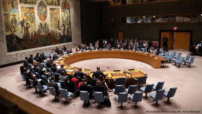 UN adopts resolution on rape in conflicts after US threatens veto