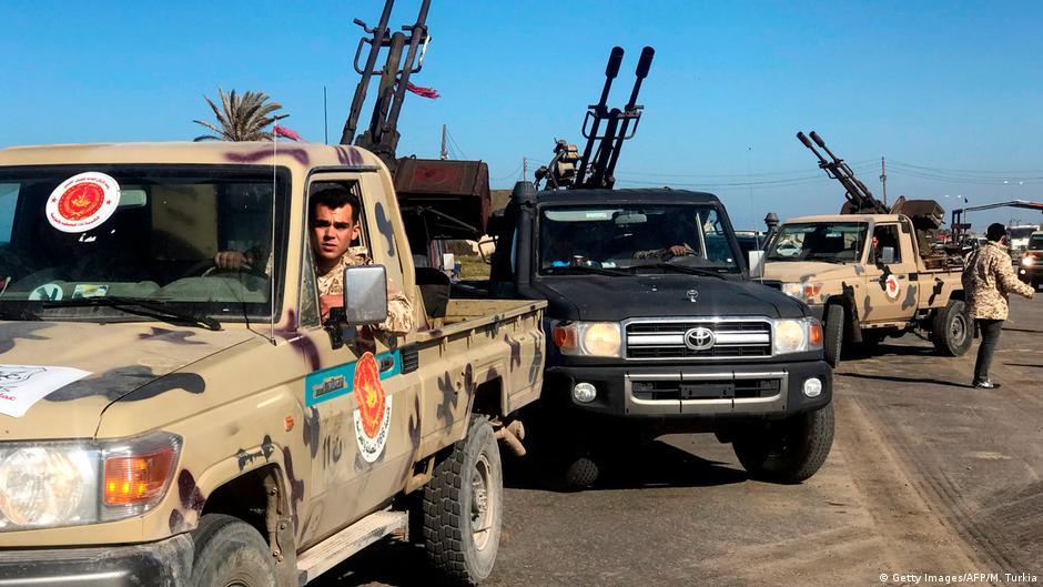OKB ankohet për trupat e huaja në Libi