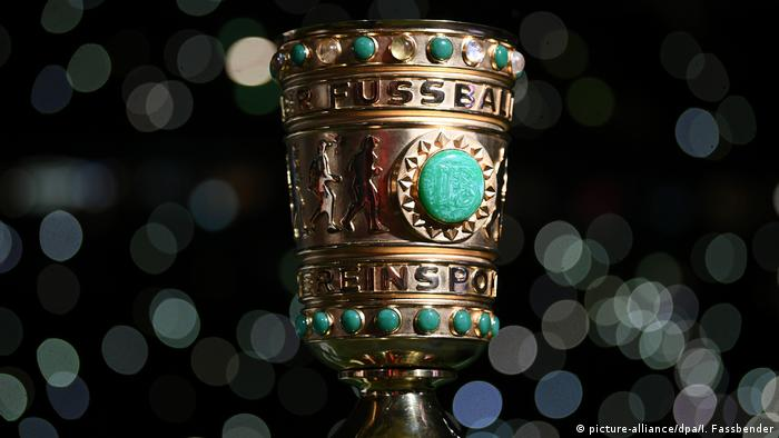 Fußball: DFB Pokal (picture-alliance/dpa/I. Fassbender)
