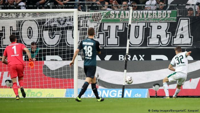 Fußball Bundesliga Borussia Mönchengladbach - Werder Bremen