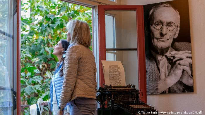 Hermann Hesse Museum Montagnola (Ticino Turismo/swiss-image.ch/Luca Crivelli )
