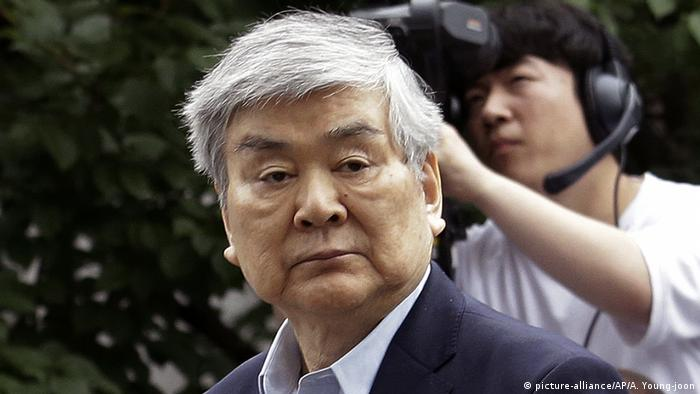 Cho Yang-ho - CEO der Korean Air Lines (picture-alliance/AP/A. Young-joon)