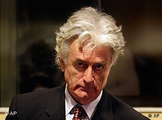 Radovan Karadzic (Archivfoto: AP)