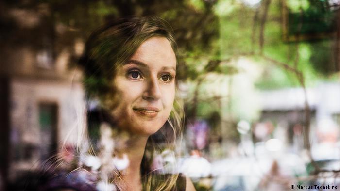 Janina Findeisen ehemalige IS-Geisel (Markus Tedeskino)