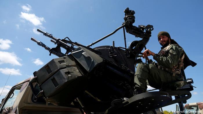 Libyen Nationale Libysche Armee (LNA)