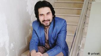 Hayat Preghal, the social media lead of the Pashtun Tahafuz Movement (PTM)