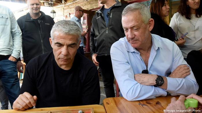 Israel Wahlkampf 2019 | Benny Gantz & Jair Lapid, Jesch Atid