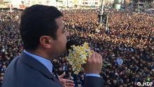 Selahattin Demirtas ehemaliger stellvertretender HDP Vorsitzender