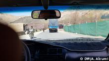 Afghanistan illegale Zollerhebungen in der Provinz Parwan