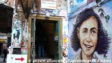 Deutschland Anne Frank Zentrum in Berlin