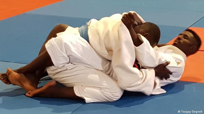 Judo Jujitsu African Championship in Marroko