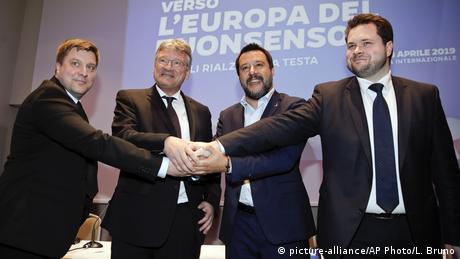 Θα καταφέρουν να ενωθούν οι ευρωπαίοι εθνολαϊκιστές;