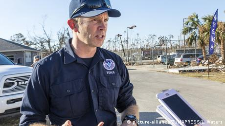 Former FEMA director Brock Long