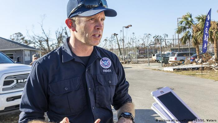 Former FEMA director Brock Long